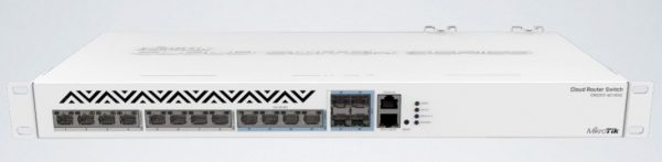 MikroTik CRS312-4C+8XG launch by Wireless Netware in Canada