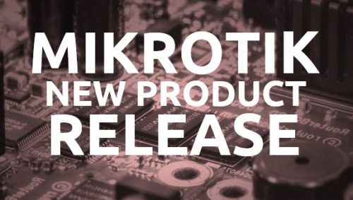 Mikrotik MUM event products